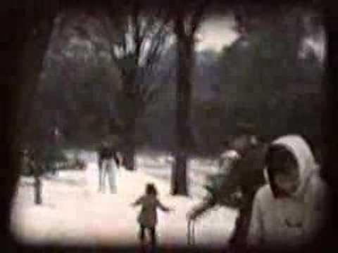 1958 Snowfall in Graniteville, SC