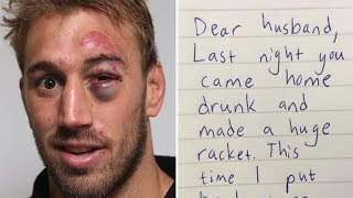 Jack Wakes Up With Black Eye And Finds His Wife Note That Made Him Cry thumbnail