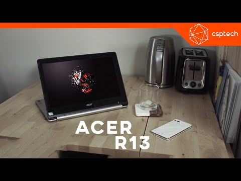 The Best Chromebook? Acer R13 Review