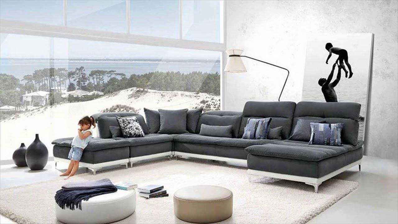Modern Italian Leather Furniture - YouTube
