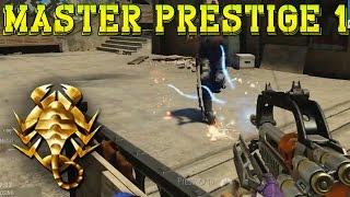 "MASTER PRESTIGE 1! New DLC Gun ""OHM"""