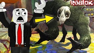 """TEMPLE RUN VS ROBLOX"" (Roblox Temple Run, Temple Run Game, Kids Games, Android Games, IPhone Games)"
