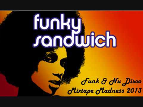 Nu Disco  Funk Mix ( Full Album)