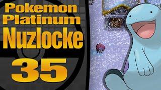 Pokemon Platinum Blind Nuzlocke Episode 35: Thick Fat