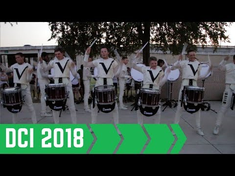 SCV 2018 Drumline // San Antonio [quality audio]