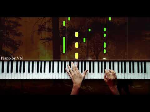 Akşam Olur Karanlığa Kalırsın - Piano by VN