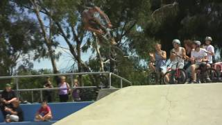 Tuggeranong Skate Park BMX Jam For Flood Relief