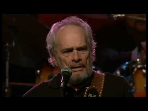 "Merle Haggard.... ""Misery and Gin""  (HQ Video)"