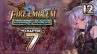 "Part 12: Let's Play Fire Emblem 4, Genealogy of the Holy War, Gen 2, Chapter 7 - ""Mini-Ishtar"""