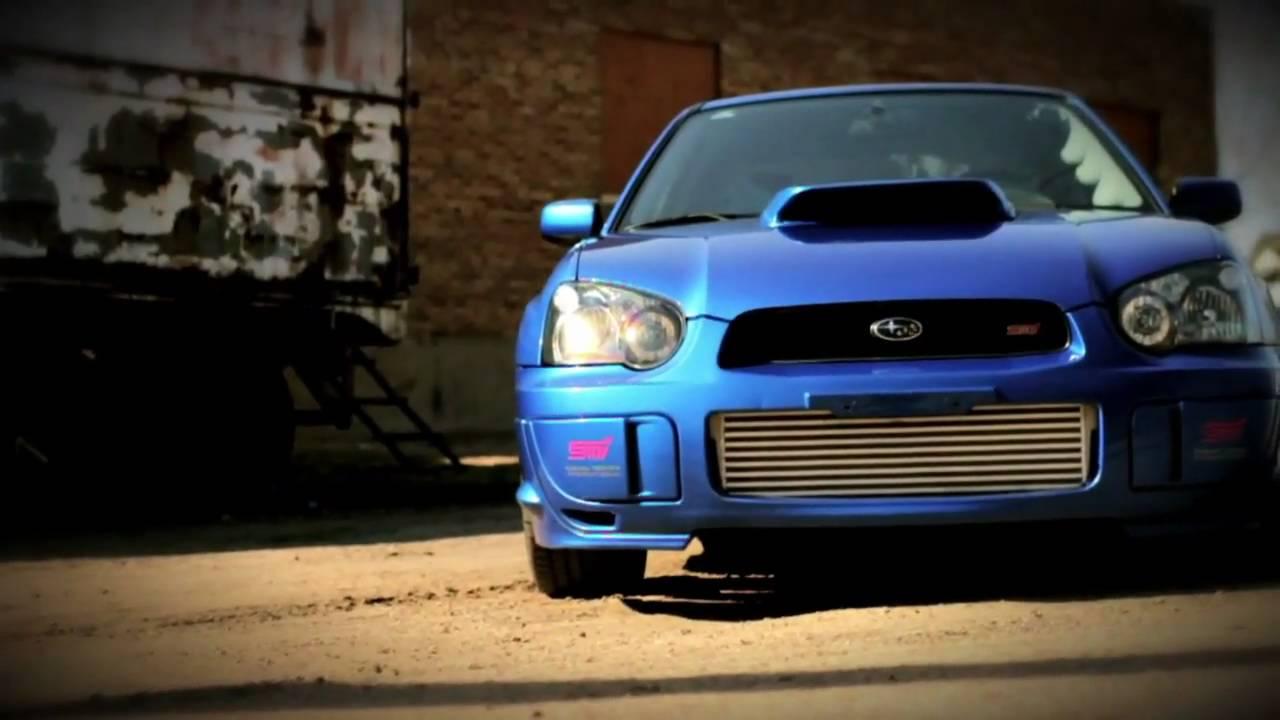 Subaru Impreza Wrx Sti 2004 Youtube
