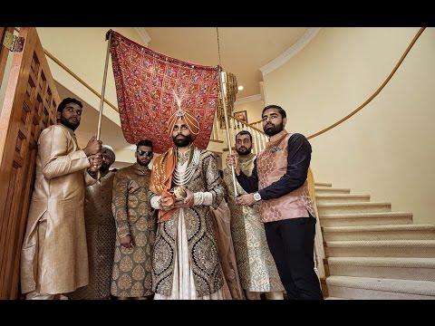 Best Wedding Trailer On You Tube  ///  Sukhkarn & Navnageena
