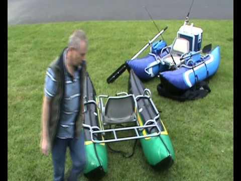Aussie Inflatable Pontoon