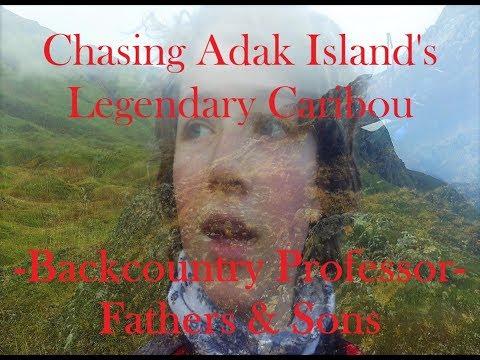 Chasing Adak Island's Legendary Caribou