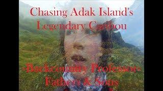 Chasing Adak Island 39 s Legendary Caribou