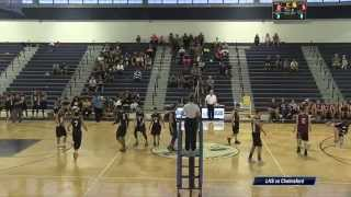 LHS Lancers vs Chelmsford Lions Volleyball