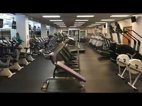 Weight Room Tour - UWW