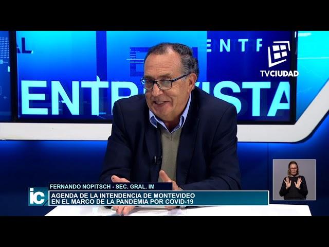 Informe Capital | Entrevista a Fernando Nopitsch