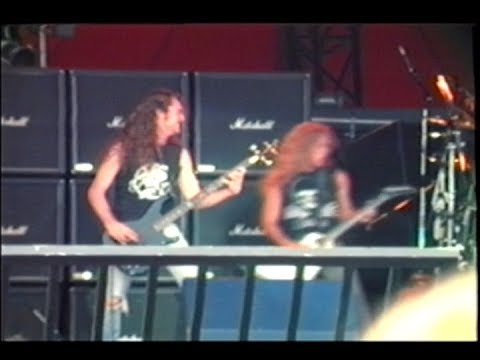 Metallica: Master of Puppets  at the Roskilde Festival