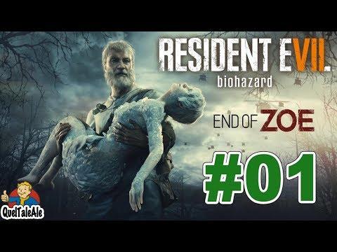 Resident Evil 7 End of Zoe DLC - Gameplay ITA - #01 - Il pugile zotico