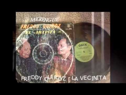 FREDDY QUIROZ   LA VECINITA VIDEO MERENGUE