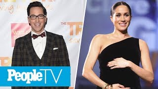 Meghan Markle Surprises Crowd At British Fashion Awards, Dan Bucatinsky Joins Us Live | PeopleTV