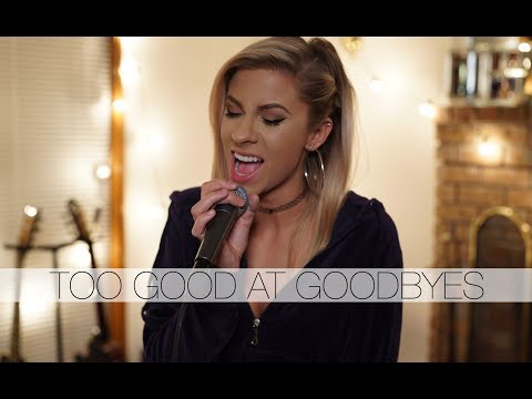 Sam Smith - Too Good at Goodbyes (Andie...