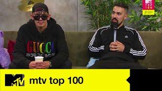 Capital Bra und Bushido | Labelwechsel zu EGJ | Exklusives Interview | MTV Germany