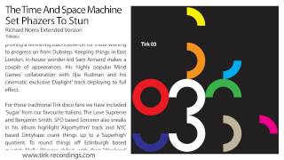 The Time And Space Machine -