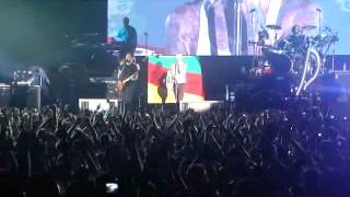 Linkin Park (In The End + Bleed It Out) - Porto Alegre - 12/10/12.avi