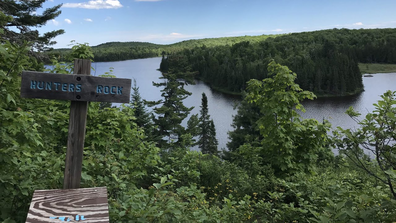 Superior Hiking Trail Part II: My 42 mile day