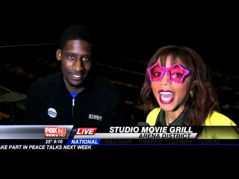 Studio Movie Grill: Arena Grand on Good Day Columbus pt 2