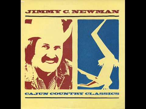 Jimmy C. Newman - Alligator man
