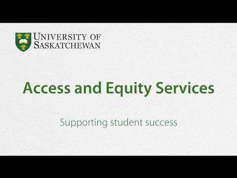 Access and Equity Services
