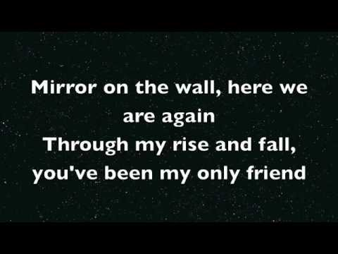 Lil wayne mirror ft bruno mars lyrics youtube for Mirror mirror lyrics