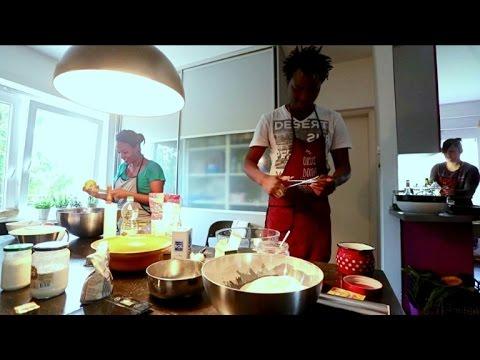 Croatia helps migrants settle in by cooking 'taste of home'
