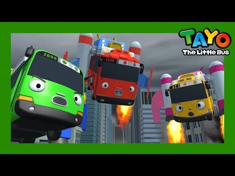 Thumbnail: *Tayo Special* Vroom Vroom Adventure l Attack in the Earth! l Tayo the Little Bus