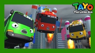 *Tayo Special* Vroom Vroom Adventure l Attack in the Earth! l Tayo the Little Bus