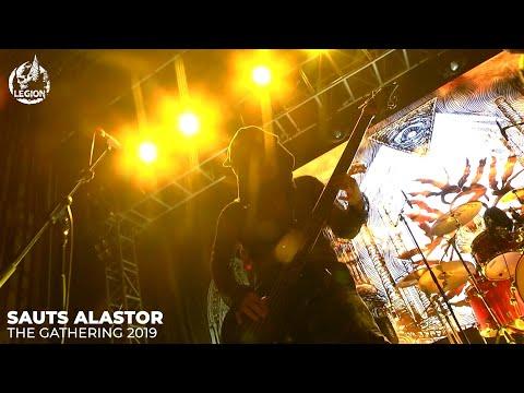 SAUTS ALASTOR - INFERNVS DAEMONVM - LIVE AT THE GATHERING 2019