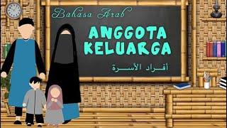 Kosakata Bahasa Arab Anggota Keluarga Family Member Vocabulary Bahasa Arab Pemula