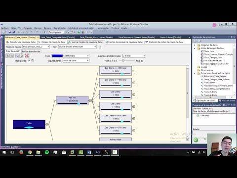 Mineria De Datos SQL -  Arbol De Decisiones