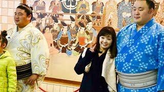2018.02.11日本大相撲トーナメント第四十二回大会①②関取記念撮影会①御嶽...