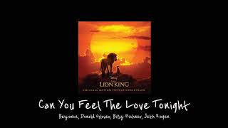 Baixar [EN/KR 가사해석] Beyonce, Donald Glover, Billy Eichner, Seth Rogen - Can you feel the love tonight