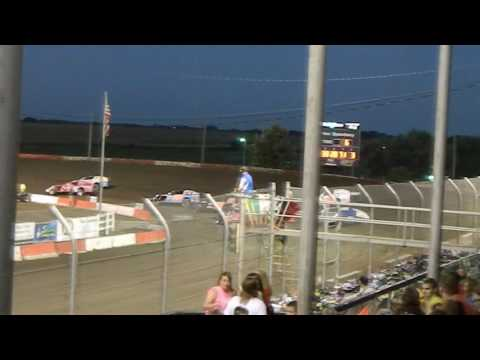 25! Modified at Beatrice Speedway Friday 8/12/2016