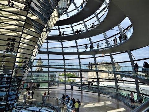 Berlin, Germany - Reichstag & Dome, impressive views of the city