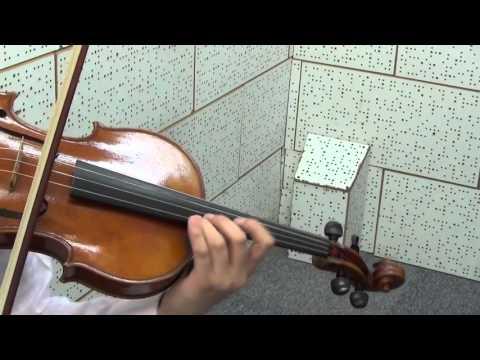 ABRSM Viola Exam Piece 2016-2019 - Grade 8 - B3 Glazunov  Elegy Op.44