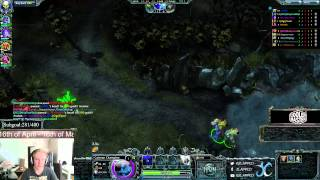 [HoN]Back from Thailand![2050 MMR Ophelia]