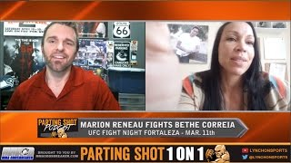 "UFN 106's Marion Reneau ""It's going to be a dogfight for both of us"""