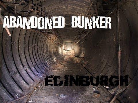 Corstorphine nuclear bunker Documentary - Edinburgh, Scotland