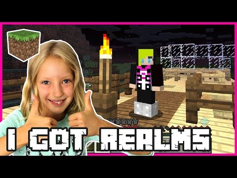 I Got Realms | Minecraft