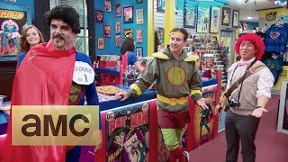 Talked About Scene: Episode 309: Comic Book Men: Superman